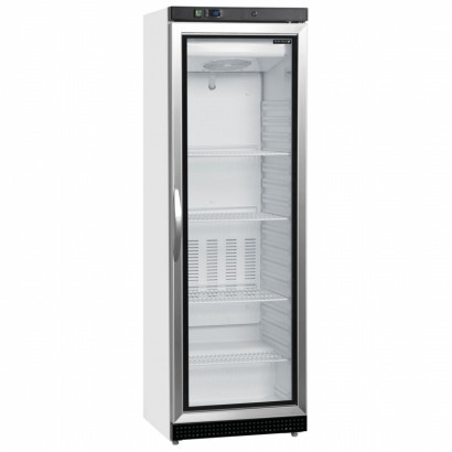 Tefcold UF400VG Single Glass Door Display Freezer