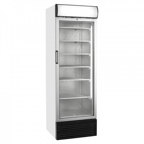 Tefcold UFG1450GCP 480 Litre Upright Glass Door Display Freezer