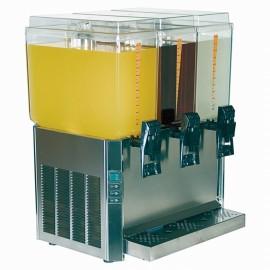 Promek VL334 34.5 Litre Triple Tank Juice Dispenser
