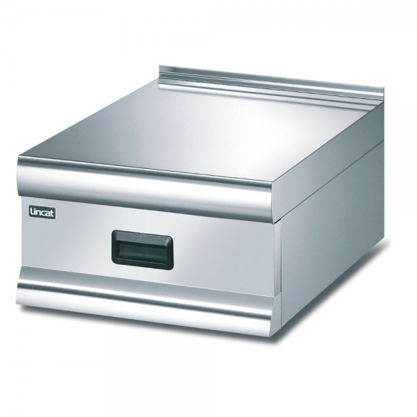 Lincat WT4D 0.5m Stainless Steel Work Top With Drawers