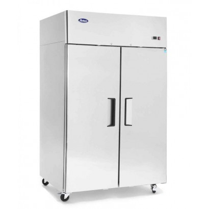 Atosa MBF8114 Top Mounted Double Door Freezer