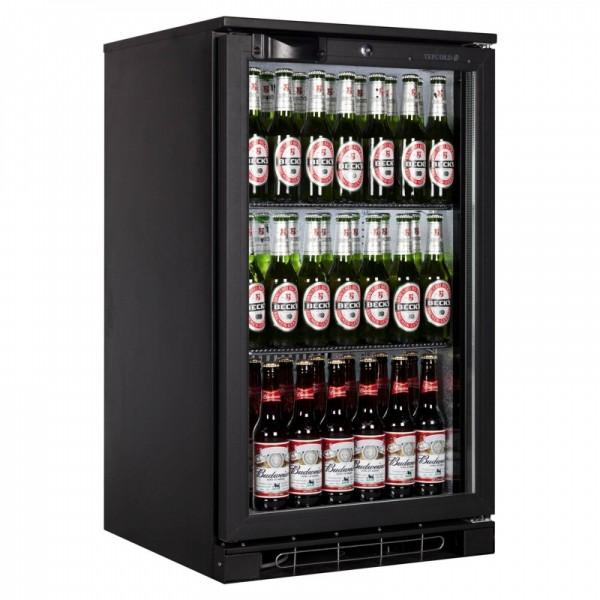 Interlevin BA05H Back Bar Single Hinged Door Bottle Cooler