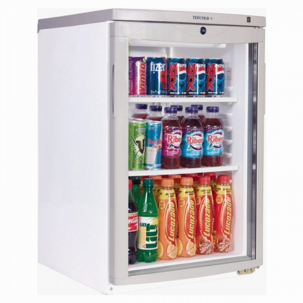 Tefcold BC85 92 Litre Glass Door Merchandiser