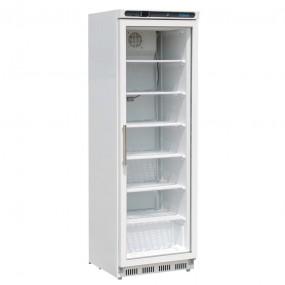 Polar CB921 Glass Door Display Freezer 365Ltr White