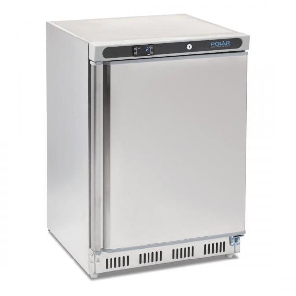 Polar CD080 150ltr Stainless Steel Under Counter Fridge