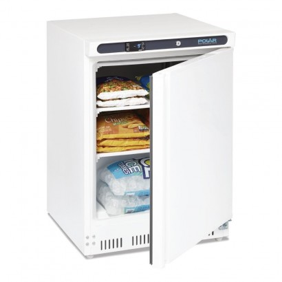 Polar CD611 Under Counter Storage Freezer White