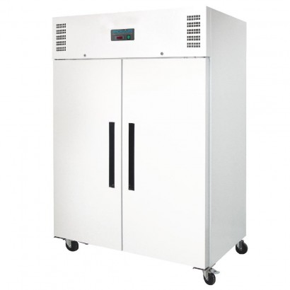 Polar CD616 1200 Litre Double Door Storage Freezer