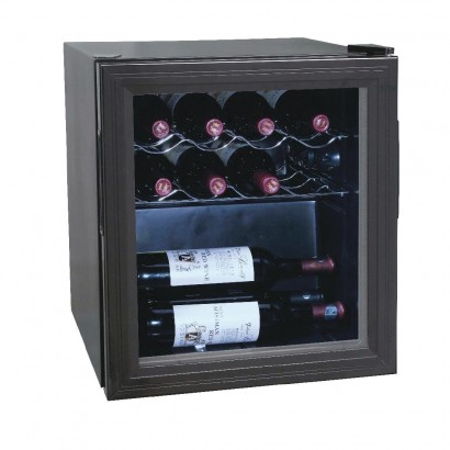 Polar CE202 11 Bottle Counter Top Wine Fridge