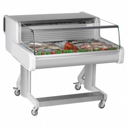 Frilixa Celebrity 100 1m Mobile Fish Display Counter