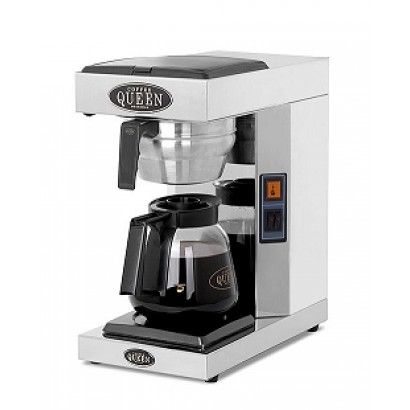 Coffee Queen Filter QM-1 Single Plate Pour and Serve Coffee Machine
