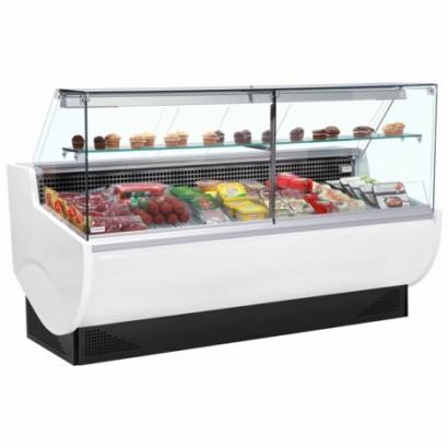 Frilixa Vista II 25 2.5m Flat Glass Serve Over Counter