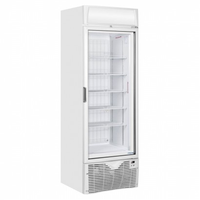 Framec EX430NV Glass Door Display Freezer
