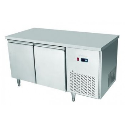 Atosa EPF3462 Two Door Table Freezer