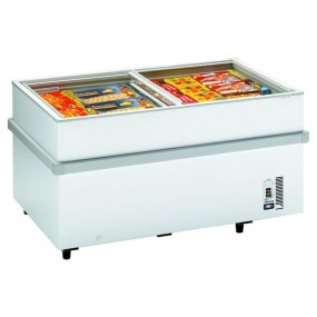Arcaboa 750CHV 1.6m Island Display Freezer