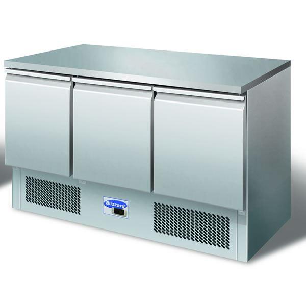 Blizzard BCC3 3 Door Compact Counter