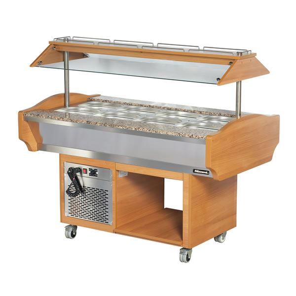 Blizzard GB4-COLD Cold Buffet Display