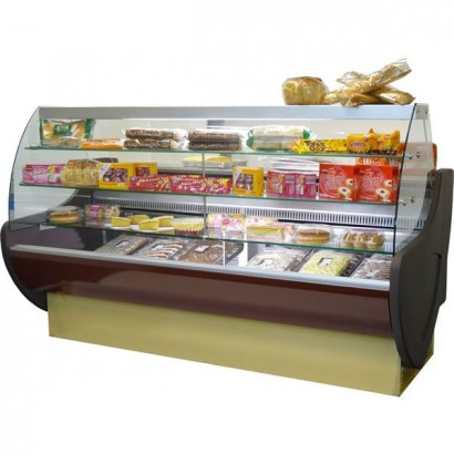 Blizzard OMEGA P125 1.25m Patisserie Counter