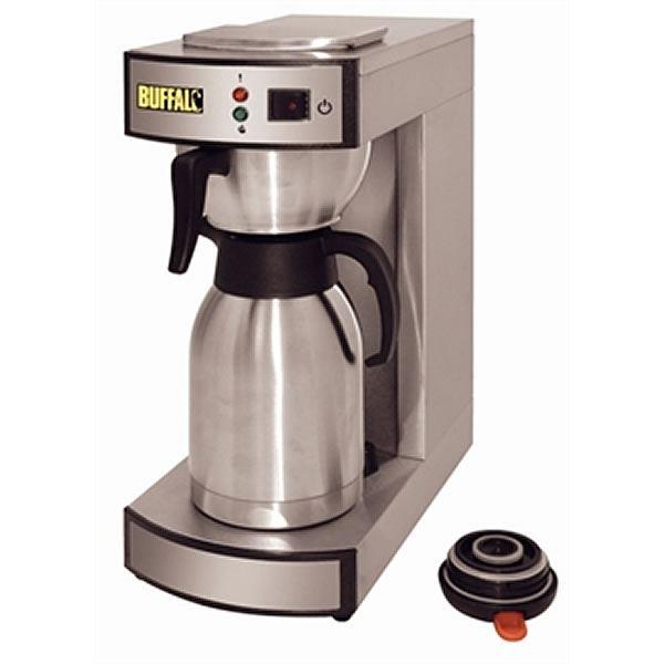 Buffalo DN487 Pour On Coffee Machine & Vacuum Flask