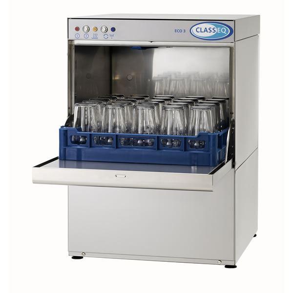 Classeq Eco 3M 25 Pint Glasswasher