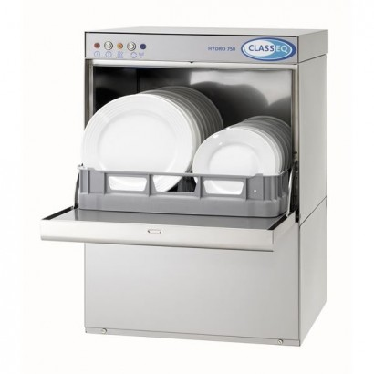 Classeq Hydro 750M 18 Plate Commercial Dishwasher