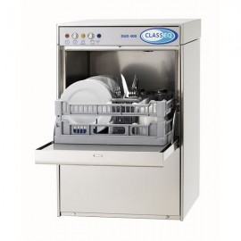 Classeq Duo 400 9 Plate Commercial Dishwasher