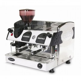 Expobar Markus Plus 2 Group Commercial Coffee Machine with Grinder