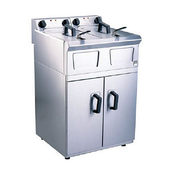 Falcon LD48 Electric Double Fryer