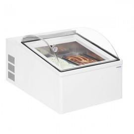 Framec ICE-2V Counter Top Ice Cream Scoop Display Freezer
