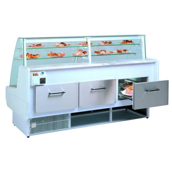 Frilixa Tejo II 11C 1.0m Patisserie Serve Over Counter