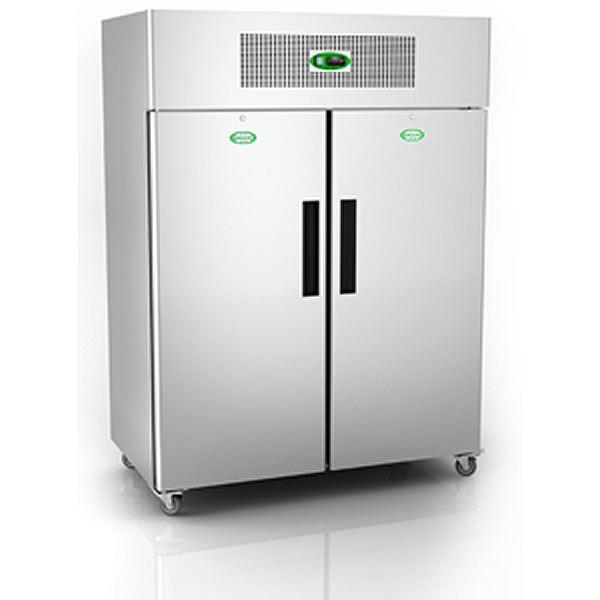 Genfrost GEN1400L 1410 Litre Double Door Storage Freezer