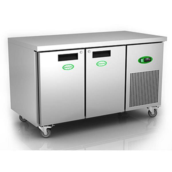 Genfrost GEN2100H 2 Door Refrigerated Counter