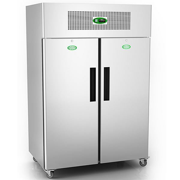 Genfrost GEN1200H 1195 Litre Double Door Storage Fridge