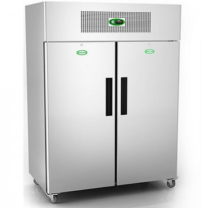 Genfrost GEN1400H 1410 Litre Double Door Storage Fridge