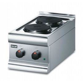 Lincat Silverlink HT3 0.3m 2 Burner Electric Boiling Top