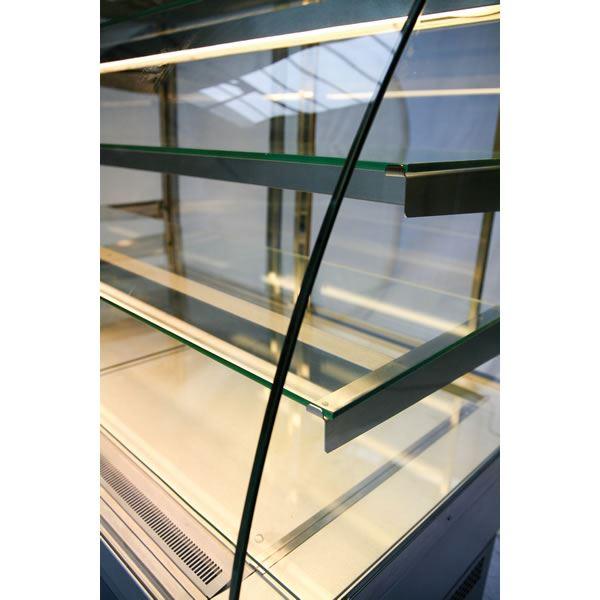 Igloo Jamaica JA60HS 0.6m Stainless Steel Heated Display Cabinet