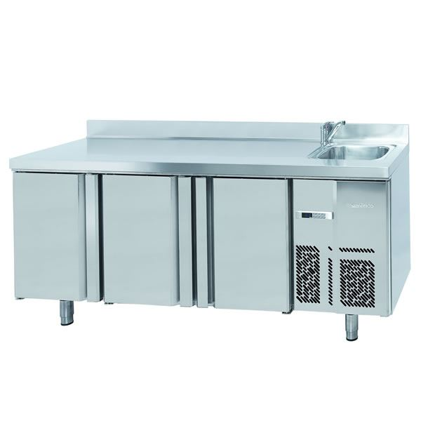 Infrico 600 BMPPF 1500 Fridge Counter with Sink