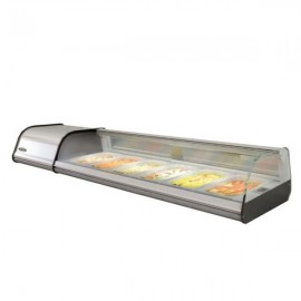 Infrico VET6P 1.6m Counter Top Display