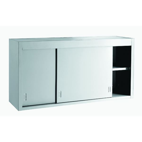 Inomak ET314A 1.4m Wall Mounted Storage Cupboards