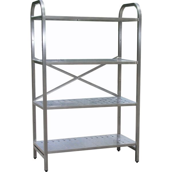 Inomak 4 Tier 0.8m Storage Racking