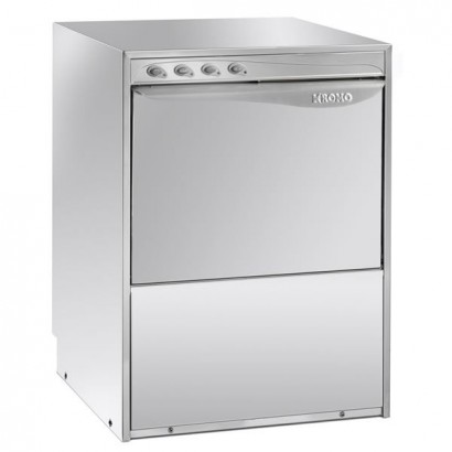 Kromo Dupla 50BT 18 Plate Commercial Dishwasher