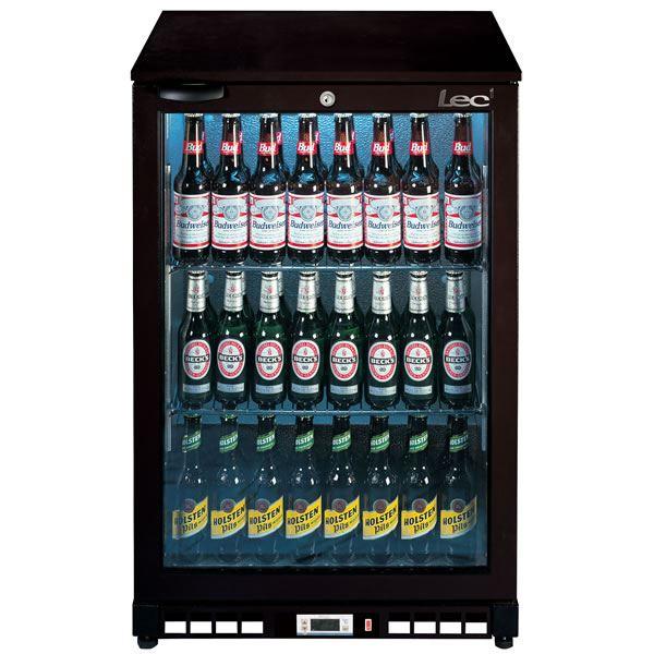 Lec BC6007 Single Door Undercounter Bottle Cooler