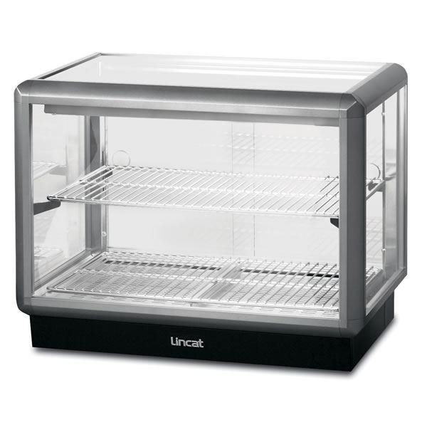 Lincat 500 D5H/75B  0.75m Back Service Counter Top Heated Display