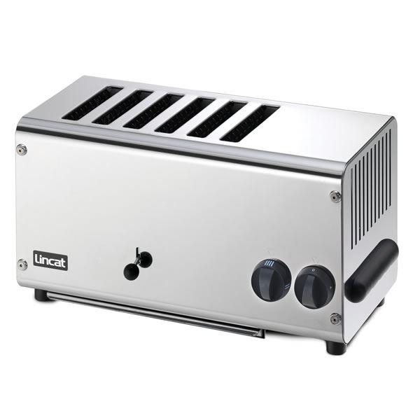 Lincat LT6X 6 Slot Catering Toaster