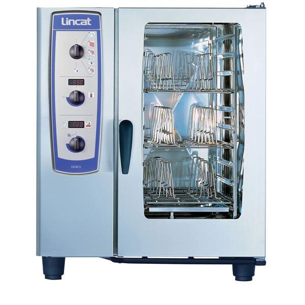 Lincat OCMP101/N 10 x 1/1 Pan CombiMaster Natural Gas Combi Oven