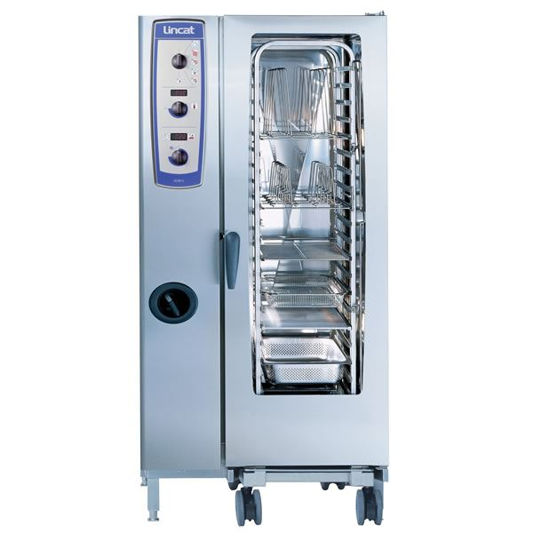 Lincat OCMP201/P 20 x 1/1 Pan CombiMaster LPG Combi Oven