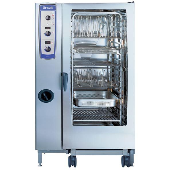 Lincat OCMP202/N 20 x 2/1 Pan CombiMaster Natural Gas Combi Oven