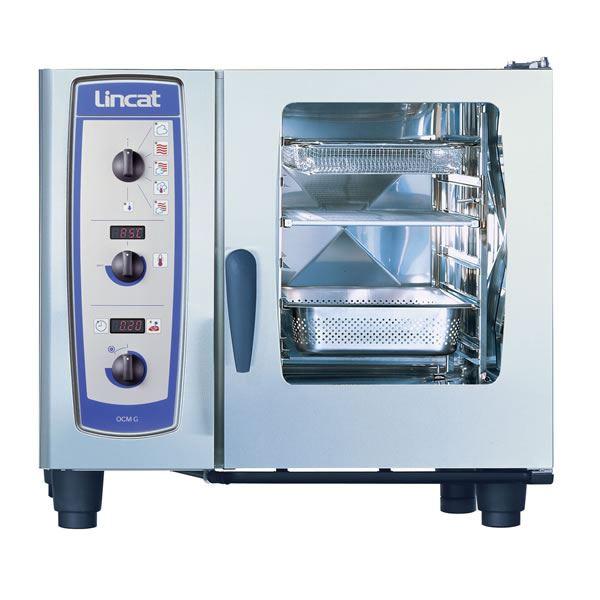 Lincat OCMP61/N 6 x 1/1 Pan CombiMaster Natural Gas Combi Oven