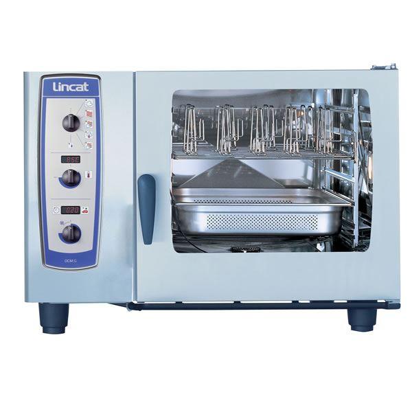 Lincat OCMP62/N 6 x 2/1 Pan CombiMaster Natural Gas Combi Oven