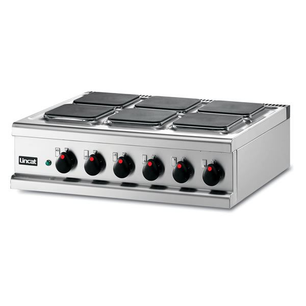 Lincat OE7011 Opus 6 Plate Electric Boiling Top