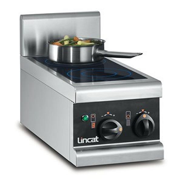 Lincat OE7013 0.3m Opus 2 Zone Induction Hob